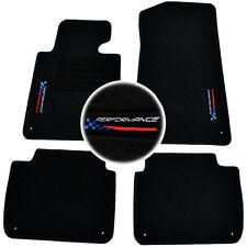 TAPIS SOL MOQUETTE LOGO PERFORMANCE M SUR MESURE BMW SERIE 3 E46 330i 320d 325d