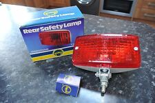 Vintage Classic Car RING Safety Fog Light / Lamp New Old Stock