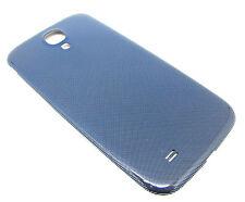 Akkudeckel Rückschale Deckel Schale Blau für Samsung Galaxy S4 i9500 LTE i9505