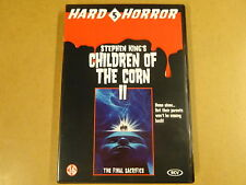 DVD / CHILDREN OF THE CORN II - THE FINAL SACRIFICE ( STEPHEN KING )