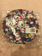 "NIP NWT DREAM WORLD Be Bop Ju-Ju-Be Tokidoki Hello Kitty Dw Fob Strap ""I"""