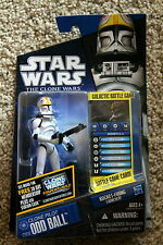 2010 STAR WARS CLONE WARS GALACTIC BATTLE GAME CLONE PILOT ODD BALL CW14