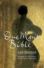 Gao Xingjian One Man's Bible Very Good Book