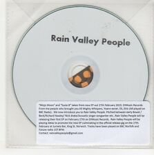 (GN490) Rain Valley People, Mojo Moon - 2015 DJ CD