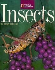 Insects by Robin Bernard (2001, Paperback)
