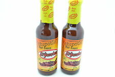2 El Yucateco Chipotle Hot Sauce, 5oz Bottles