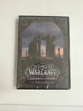 "World of Warcraft WARLORDS of DRAENOR ""Behind the Scenes"" DVD NEW Free P&P"