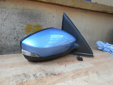 2015 2016 SKODA FABIA ESTATE DRIVERS OF SIDE WING DOOR MIRROR IN BLUE