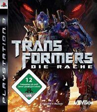 Playstation 3 TRANSFORMERS 2 DIE RACHE DEUTSCH TopZustand