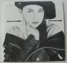 DENYA VERSAILLES (CD Single) ONE MORE NIGHT