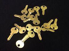 Master Lock by Star M1 Key Blanks, Set of 16- Locksmith