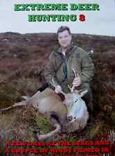 EDH 8 RED DEER STALKING HUNTING HIGHLANDS SCOTLAND SHOOTING DVD