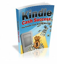 How To Make Money With KINDLE Cash - Publish Your Book On The Internet (CD-ROM)