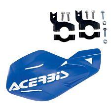 Acerbis Uniko Mx Enduro Protectores + Kit de Montaje Azul Yamaha YZF250 YZ250F 2015