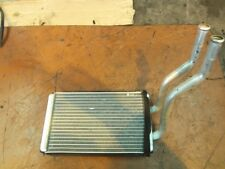 2010 chevrolet captiva 2.0 vcdi diesel heater matrix