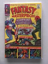 Fantasy Masterpieces Vol. 1 (1966-1967) #6 FN