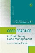 Good Practice in Brain Injury Case Management (Good Practice in Health-ExLibrary