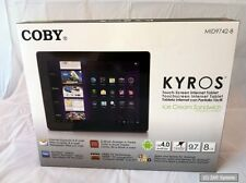 "9,7"" coby kyros mid9742 Tablet-PC, 1 GHz, 1gb RAM, 8gb HDD, Wi-Fi, Android 4.0 nuevo"