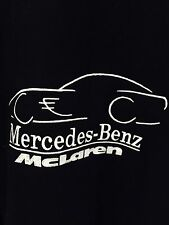 Mercedes Benz SLR McLaren  (Rare!!)Varsity Jacket by Lamaz of Canada-Collectible