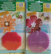 Clover KANZASHI 2 Fabricantes De Flores-Daisy pétalo y pétalo de orquídeas (grande)