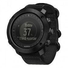 Suunto SS022469000 Traverse Alpha Stealth Limited Edition 04US