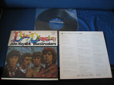 John Mayall & Bluesbreakers A Hard Road Japan Vinyl LP Peter Green Fleetwood Mac