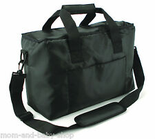 MEDELA SYMPHONY LACTINA HOSPITAL GRADE BREAST PUMP CARRIER TOTE BAG BLACK #37002