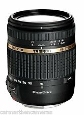 Tamron af 18-270mm f / 3.5-6.3 Di II PZD zoom macro pour sony