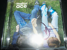 Motor Ace Five Star Laundry Signed Autographed CD – Like New