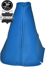 BLUE LEATHER FITS NISSAN 200SX SILVIA S14 1995-1998 GEAR GAITER SHIFT BOOT