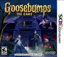 Goosebumps The Game SEALED Nintendo 3DS 3 DS 2 2DS