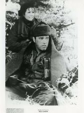 PATRICK SWAYZE CHARLIE SHEEN RED DAWN 1984 VINTAGE PHOTO ORIGINAL #5