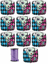 "Disney Monster High Birthday Party Theme Decoration 18""10x Foil Mylar Balloons"