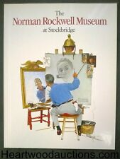 The Norman Rockwell Museum at Stockbridge by James B. Patrick (editor) (SOFTCOVE