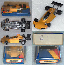 VINTAGE K-72 BRABHAM BT 44 B MATCHBOX CAR,BULGARIA,1976