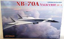 AVIATION : XB-70A VALKYRIE AV-1 1/200 SCALE MODEL KIT BY DRAGON IN 2011