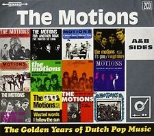 Golden Years Of Dutch Pop Music: A&B Sides & More - M (2014, CD NIEUW)2 DISC SET