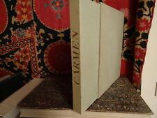 Mérimée, Prosper, Carmen gravures originales de Jean Traynier Le Vasseur