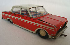 Extremely Rare Germany Friction Drive Tin Car Ehri made in DDR