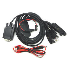 COM Programming 5 in 1 Cable for ICOM Radios RPC-M5XIC-375 IC-475 IC-575 IC-703