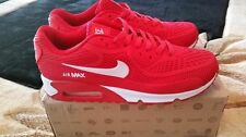 Nike Air Max 90 Trainers - Crimson  red Uk size 8.5