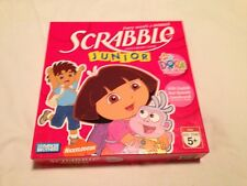 Scrabble Junior Dora the Explorer Crossword Game English & Spanish