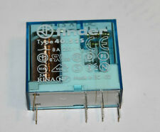 Finder 40.52 12V DC 8A - Relè in miniatura miniaturizzato Relay Relais Rele