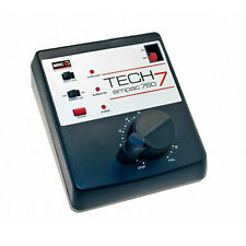 MRC'S NEW TECH 7 TRAIN CONTROLLER #760 FOR HO, N & O-SCALE TRAINS-W/MOMENTUM!