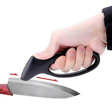 KNIFE SHARPENER POCKET SIZE KITCHEN CHEF KNIFE SHARPENING STONE CAMPING HUNTING