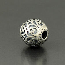 Authentic Genuine Pandora Silver Essence Collection SPIRITUALITY Charm - 796029