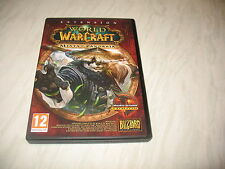 PC game - World of Warcraft Mists of Pandaria Extension CD-ROM French language