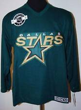 $80 Authentic CCM 17000 NHL Center Ice Hockey Jersey Dallas Stars Green Mens  L