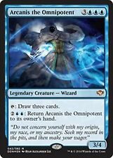 *MRM* ENG Arcanis the Omnipotent - Arcanis l'omnipotent MTG Duel deck