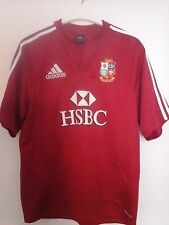British lions Rugby shirt 2009 souh Africa tour